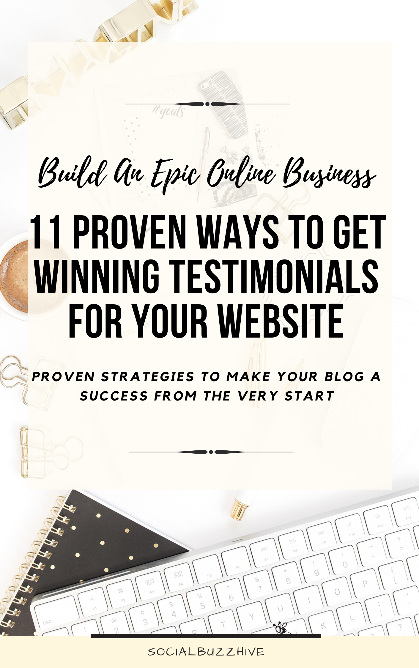 how to get winning testimonials for your website
