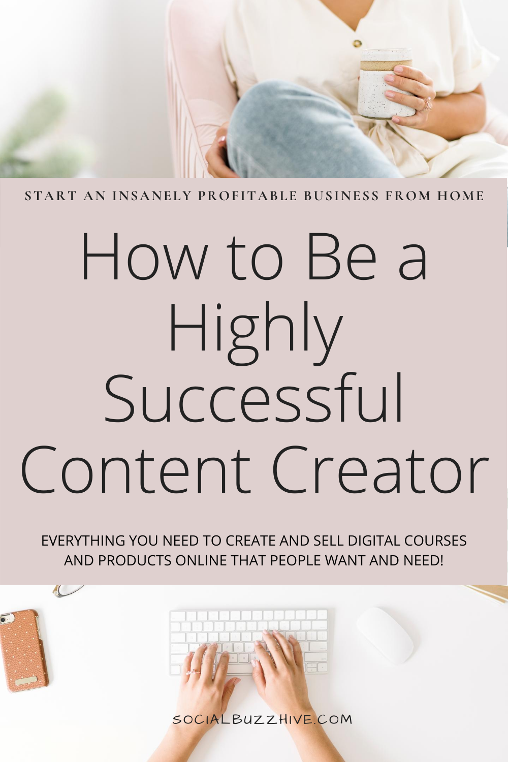 HOW TO BE A SUCCESSFUL CONTENT CREATOR