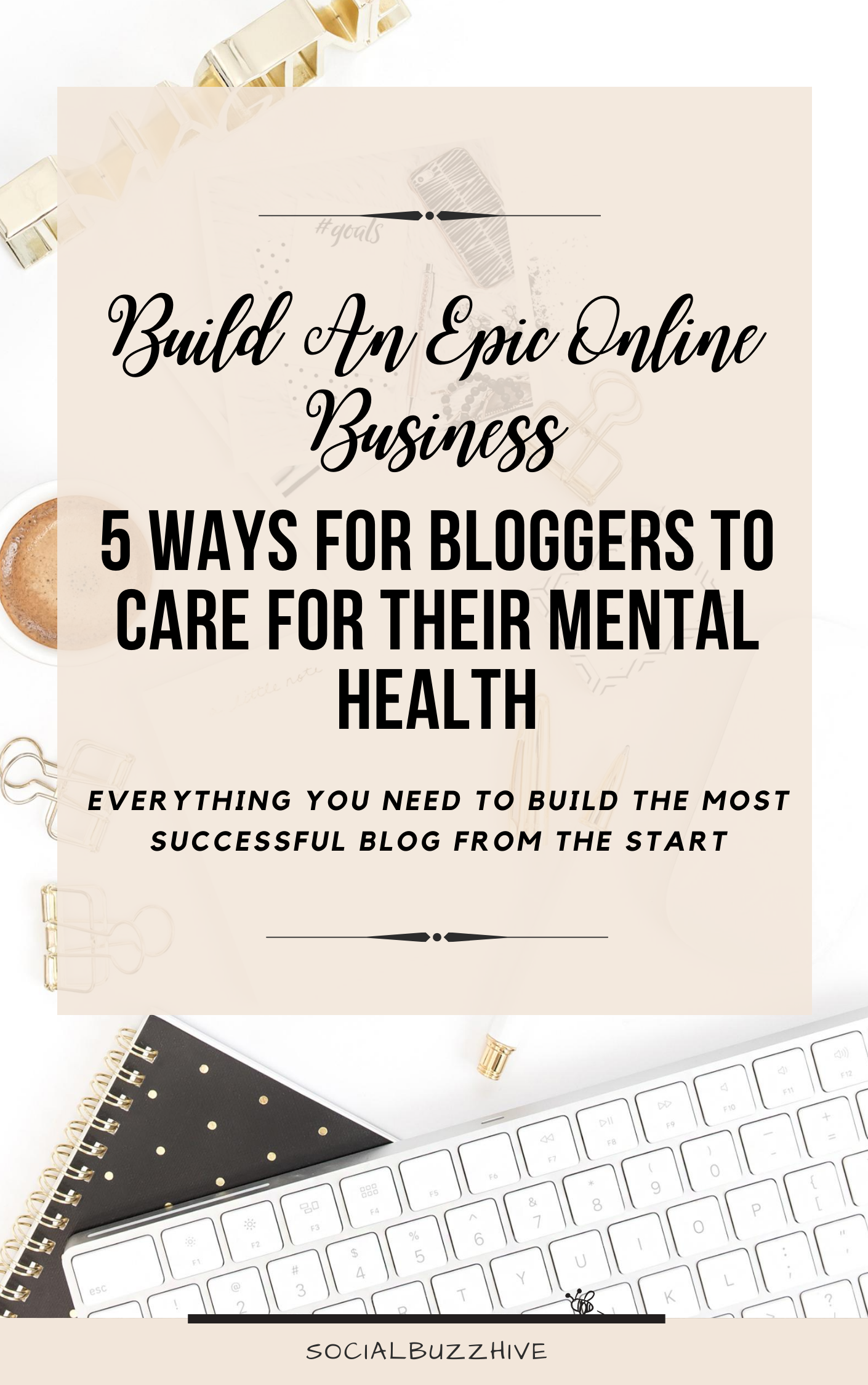5 ways bloggers care for their mental health