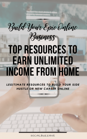 top resources to earn income from home