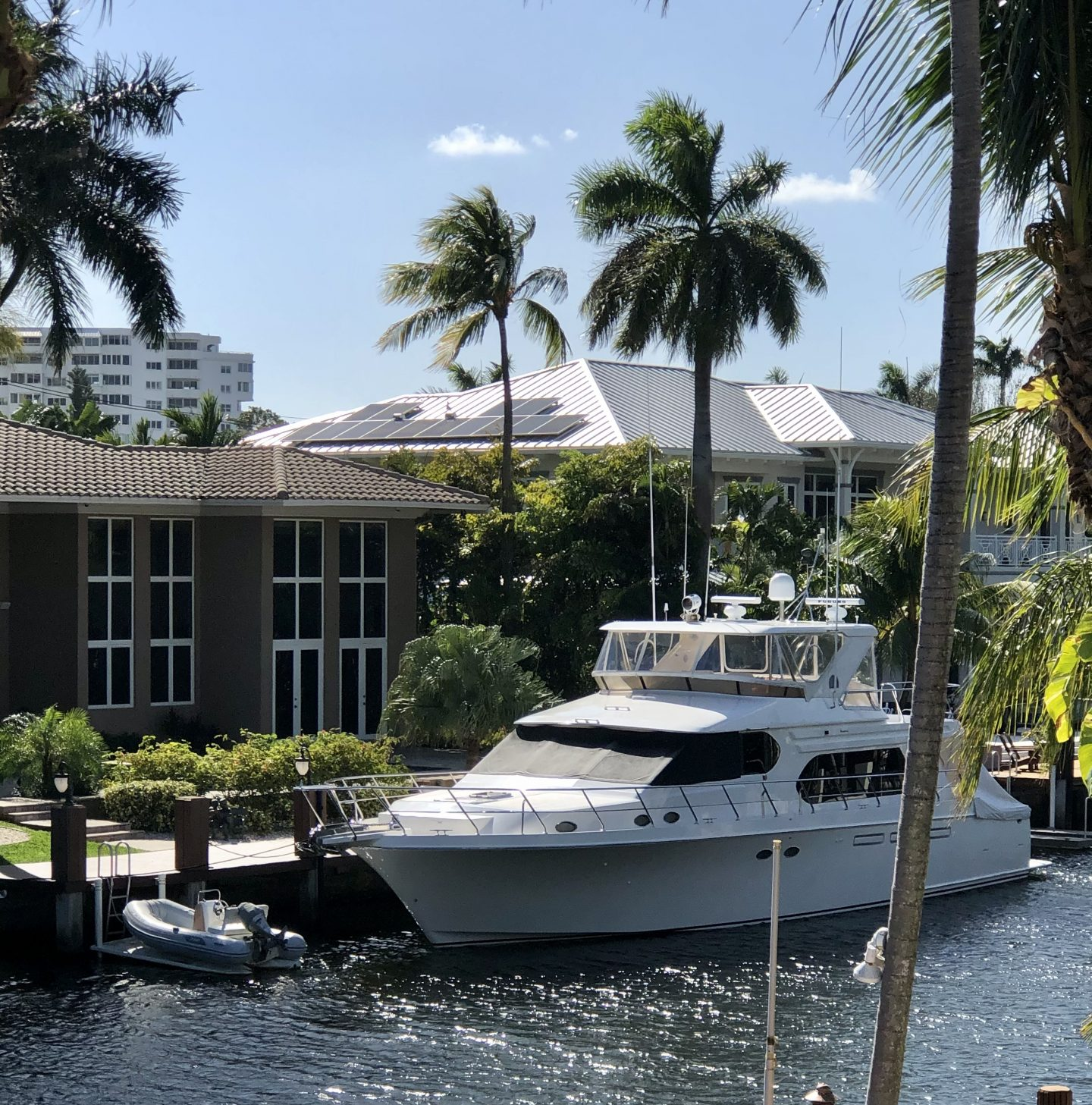 Fort Lauderdale canal