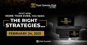 two comma club click bank