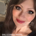 Emily Standley helping Entrepreneurs work from home