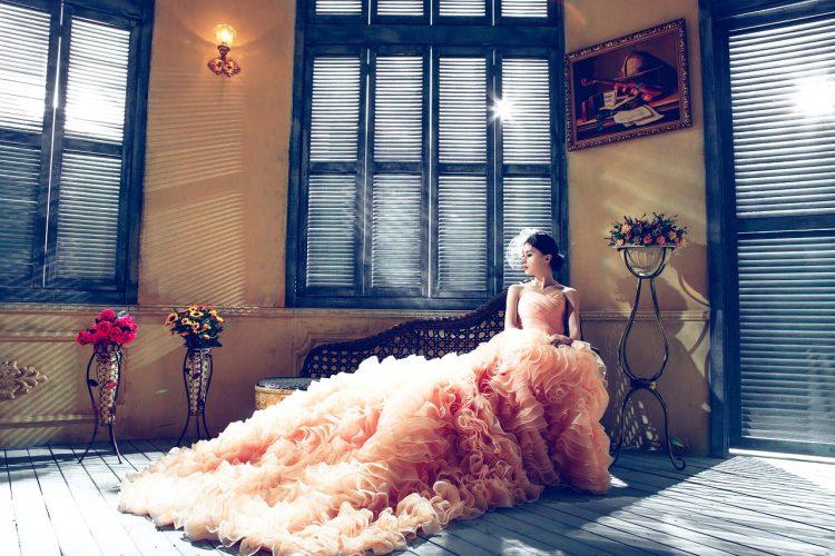 social media influencer bride