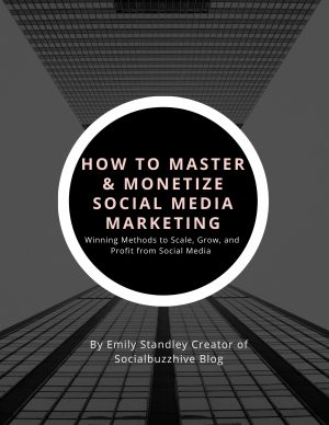 master and monetize social media marketing