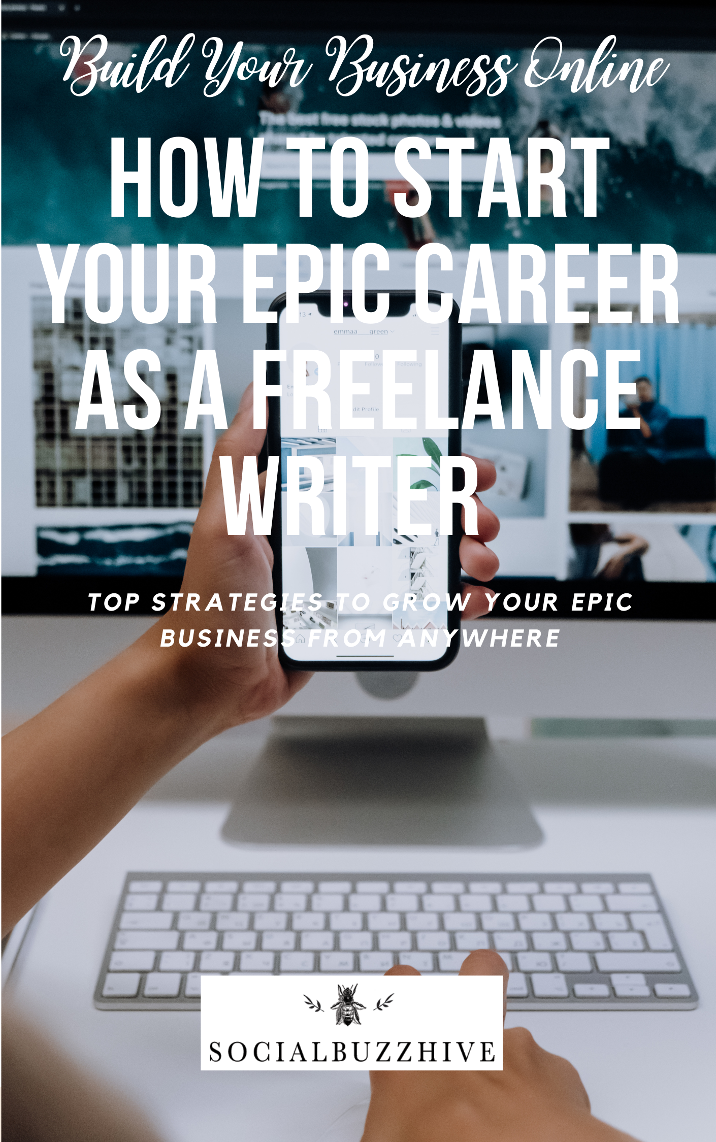 start your career as a freelance writer
