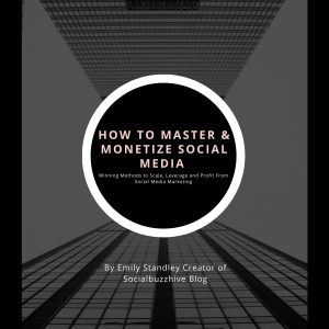 amazon audible how to master and monetize social media